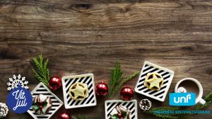 Vit jul på Stureplan