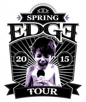 Spring edge tour 2015