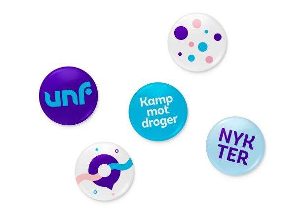 UNF:s nya look!
