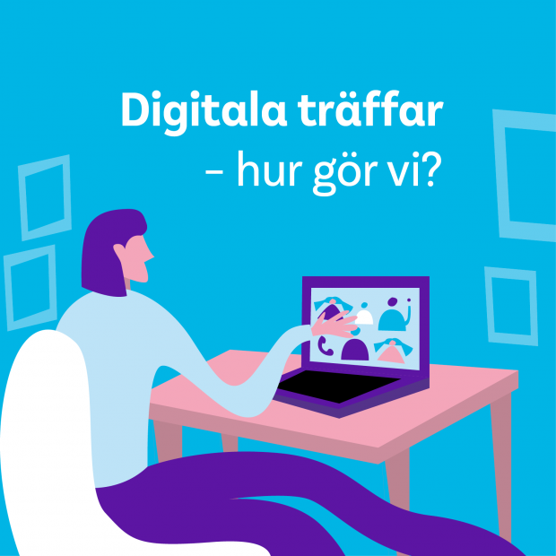 Digitala träffar