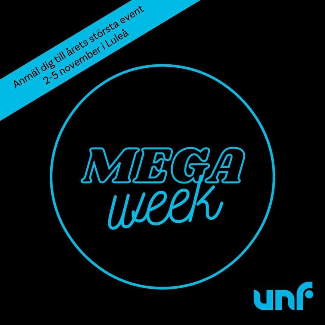 MEGA-WEEK i Luleå