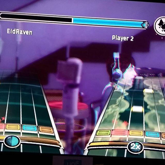 instabild – Guitarhero