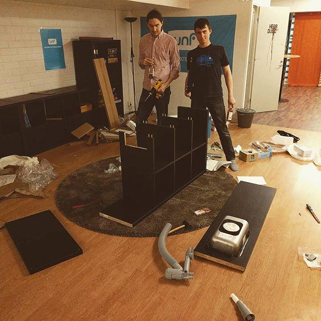 instabild – Bygger bar