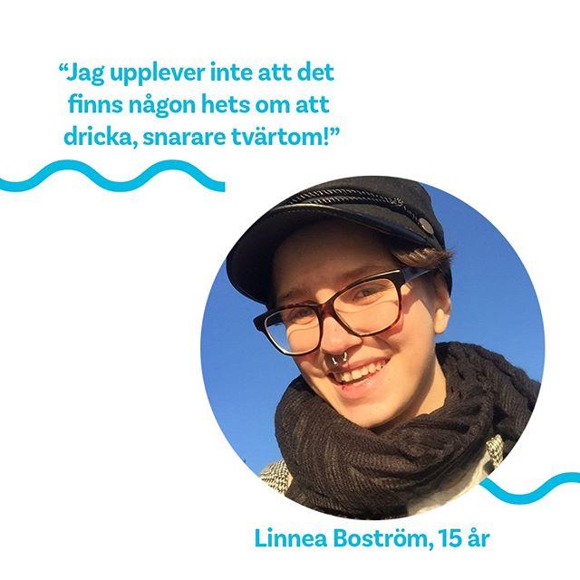 """instabild – """"Linnea, 1"""